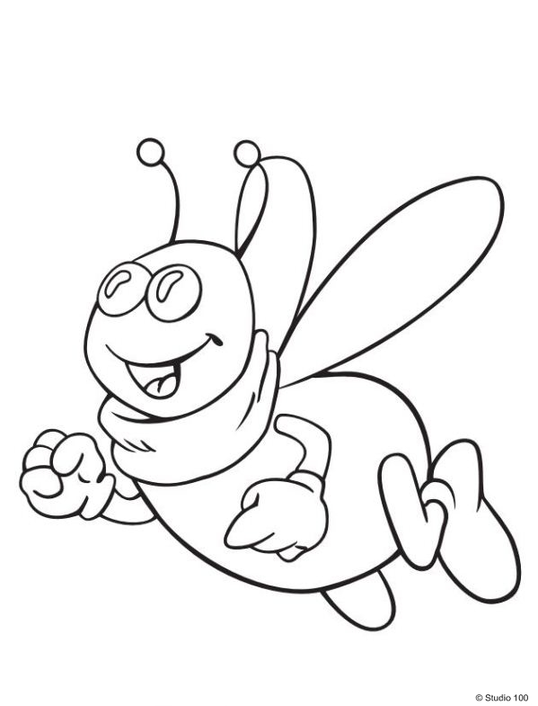 Kidsnfun Maya the Bee