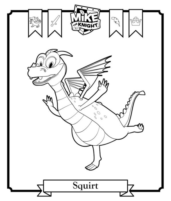 mikes restaurant coloring pages - photo#22