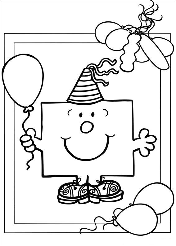 Kleurplaat 6 Jarige Kids N Fun Com 77 Coloring Pages Of Birthday
