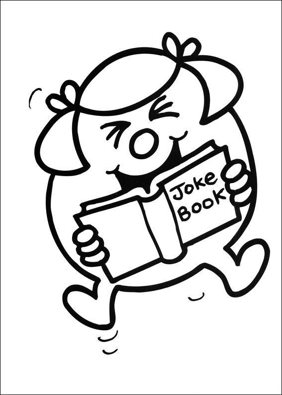 Worksheet. Kidsnfuncouk  58 coloring pages of Mr Men and Litltle Miss