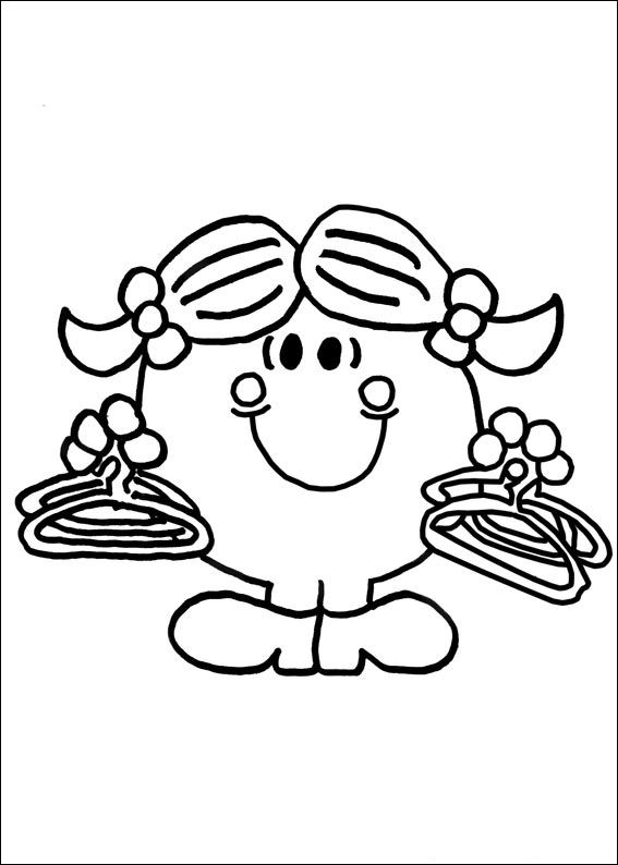mr men little miss coloring pages | Kids-n-fun.co.uk | 58 Coloring pages of Mr Men and Litltle ...