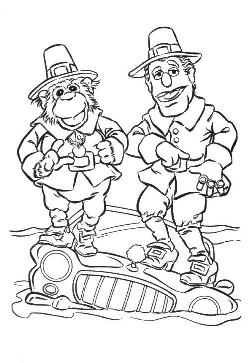famous people coloring pages - kids n coloring page muppets famous people