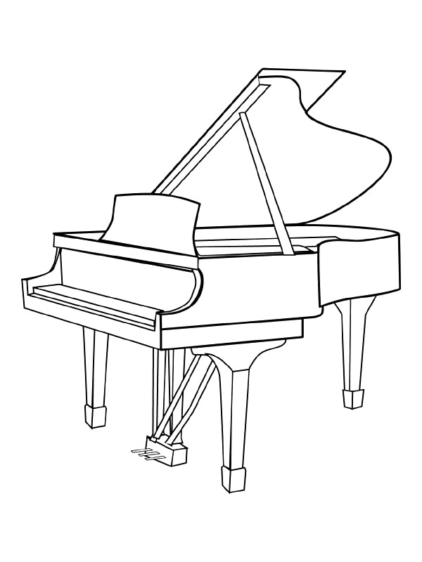kids n funcouk 62 coloring pages of musical instruments