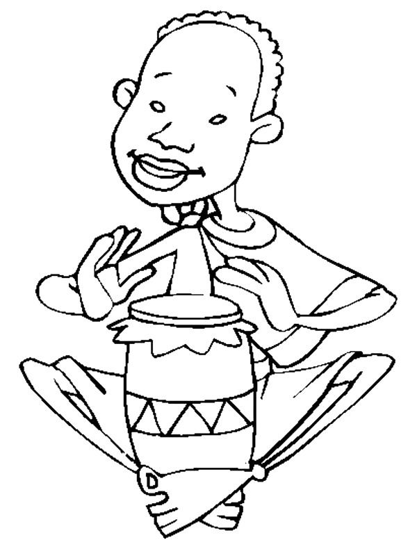 The Bfg Coloring Pages Coloring Pages