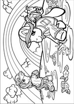 coloring page My little pony