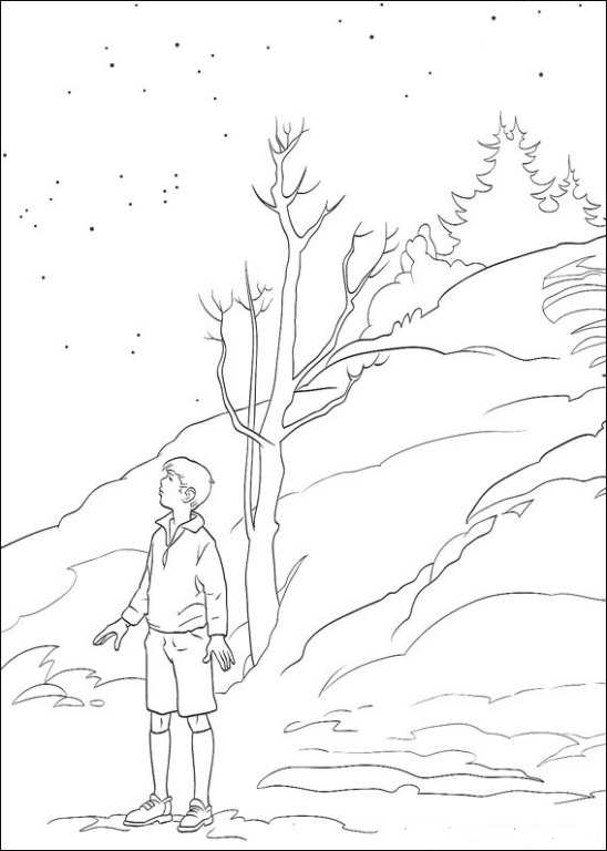 Kids-n-fun.com | 14 coloring pages of Narnia (The Chronicles of Narnia )