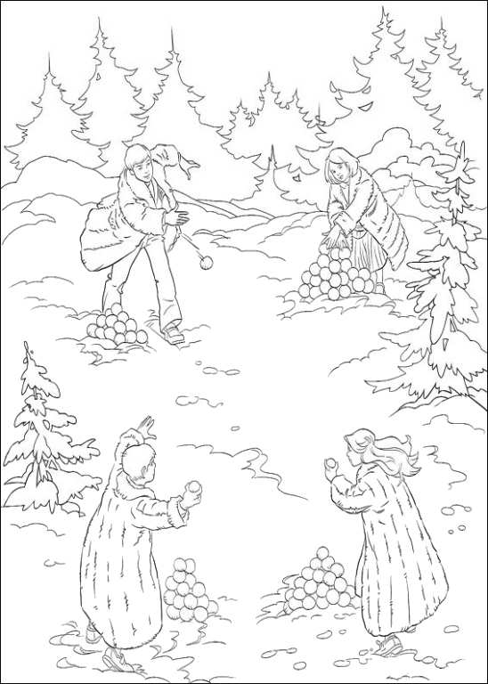 Kids-n-fun.co.uk | 14 coloring pages of Narnia (The Chronicles of ...
