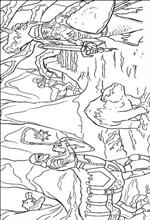 narnia coloring pages reepicheep song - photo#27