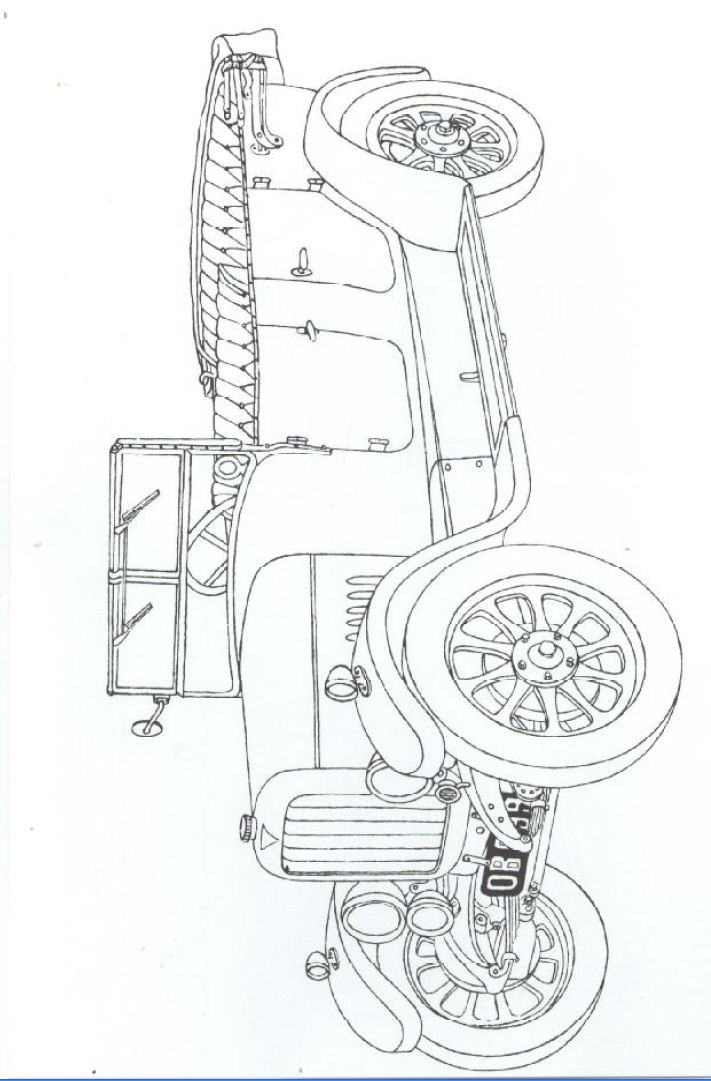 old cars coloring pages - kids n coloring page classic cars classic cars