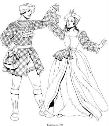 Kids-n-fun.com | 45 coloring pages of Clothing of the ...