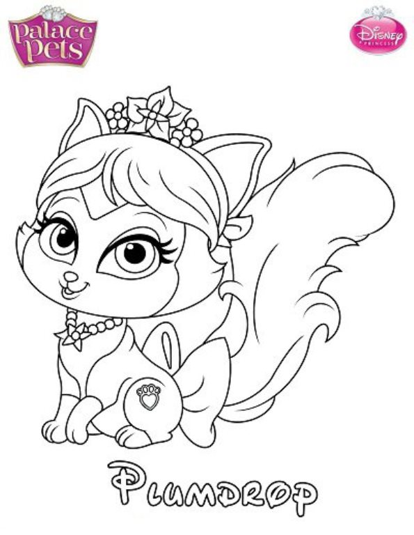 Princess Palace Pets Coloring Pages Mesmerizing Kidsnfun  36 Coloring Pages Of Princess Palace Pets