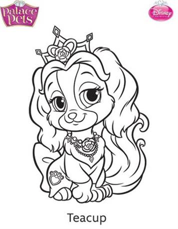 All Disney Princesses Coloring Pages - GetColoringPages.com | 459x357