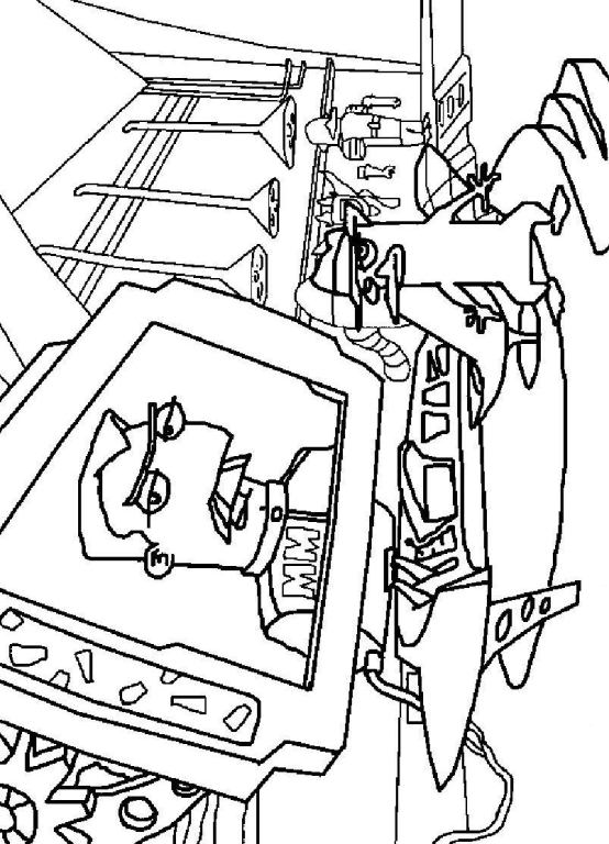 phineas n ferb coloring pages - photo#5