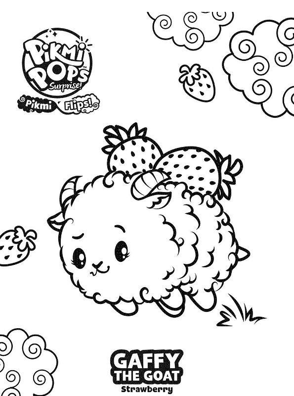Kids-n-fun.com   Coloring page Pikmi Pops Pikmi Pops Gaffy