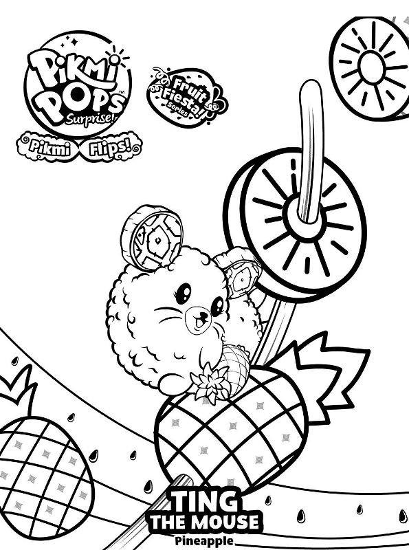 Kids-n-fun.com   Coloring page Pikmi Pops Ting