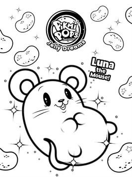 Kids-n-fun.com | 46 coloring pages of Pikmi Pops