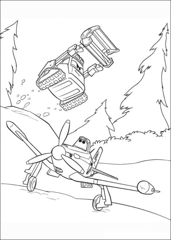 Kidsnfun 69 coloring pages