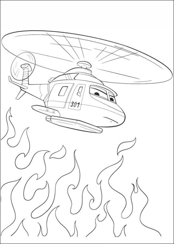 Kids N Fun Co Uk 69 Coloring Pages Of Planes 2
