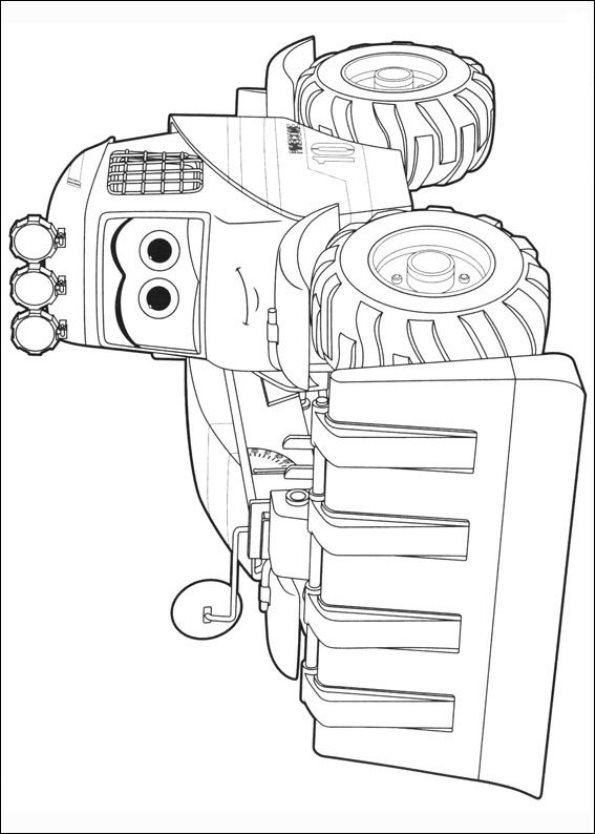 kidsnfun  create personal coloring page of planes 2
