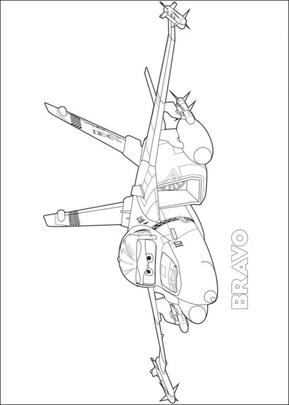 kidsnfun  33 coloring pages of planes