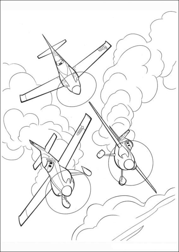 Kids N Fun Co Uk 33 Coloring Pages Of Planes Skipper Coloring Pages