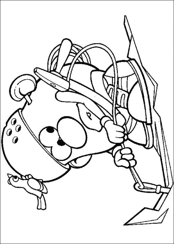57 mr potato head coloring pages