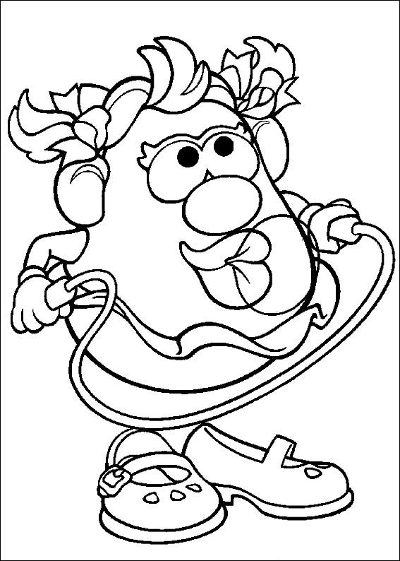 kids n funcouk 57 coloring pages of mr potato head