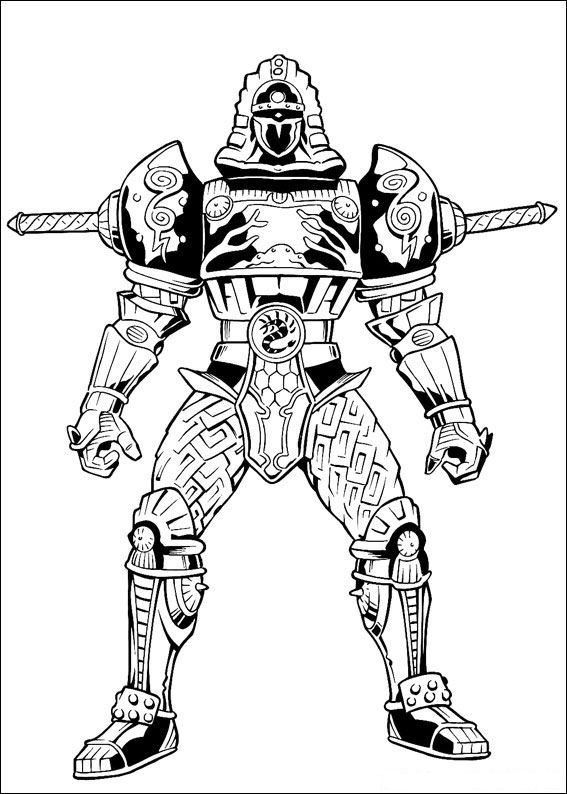 Power Rangers Spd Coloring Pages To Print  Coloring Pages For