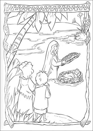 Egyptian Coloring Pages Ancient Egypt Coloring Pages ... | 500x357