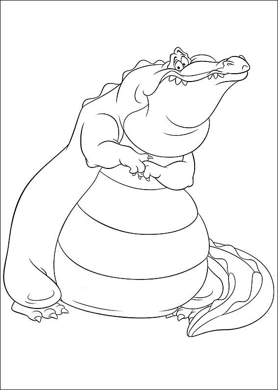 princess and the frog - Princess In The Frog Coloring Pages