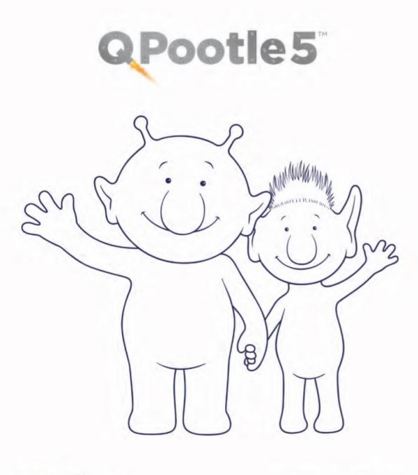 q pootle 5 coloring book pages - photo #6