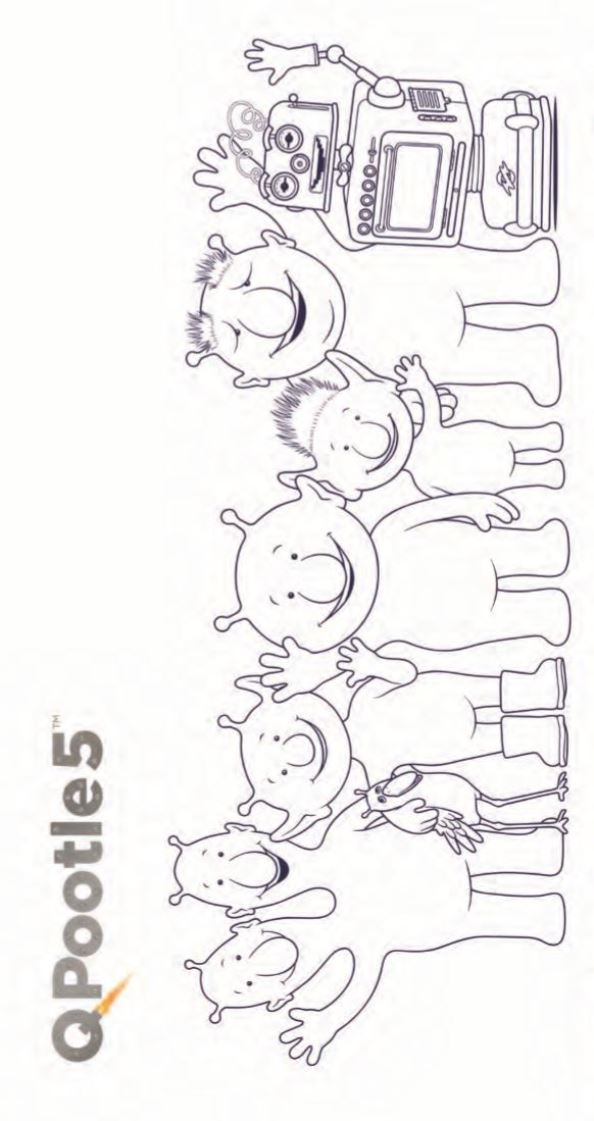 q pootle 5 coloring book pages - photo #1
