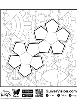 Kids-n-fun.com | 54 coloring pages of Quiver
