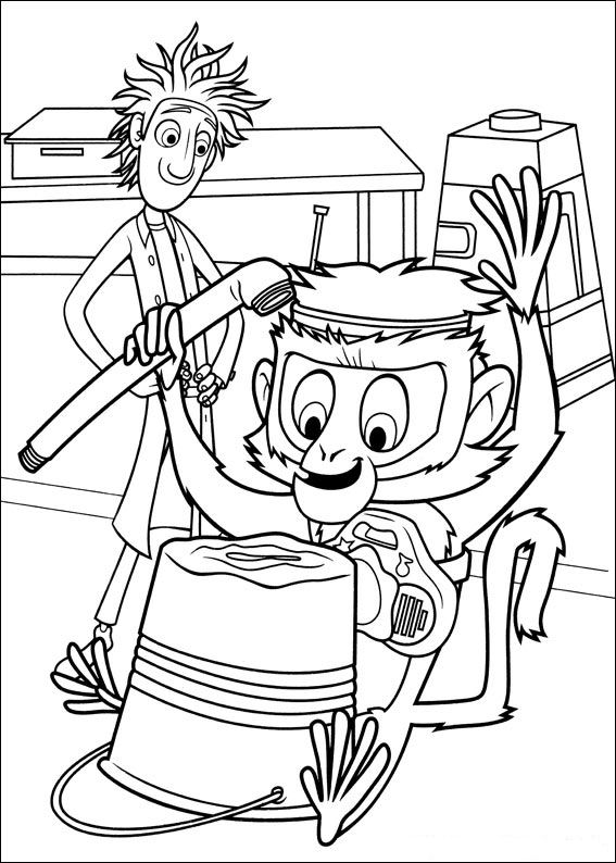 cloudy coloring pages - photo#23