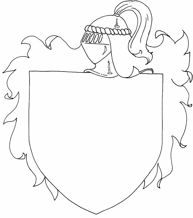 Kids-n-fun.co.uk | 56 coloring pages of Knights