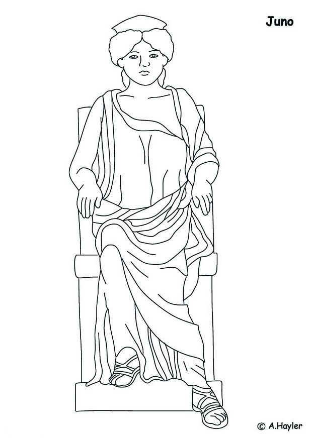 Kids N Fun Com 18 Coloring Pages Of Roman Era