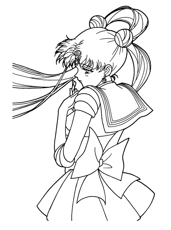 Kids N Fun Co Uk 66 Coloring Pages Of Sailor Moon