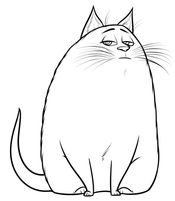 Kids N Fun Co Uk 29 Coloring Pages Of Secret Life Of Pets Pets Coloring Pages