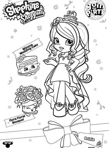 kids n fun com 28 coloring pages of shopkin shoppies coloring pages of shopkin shoppies