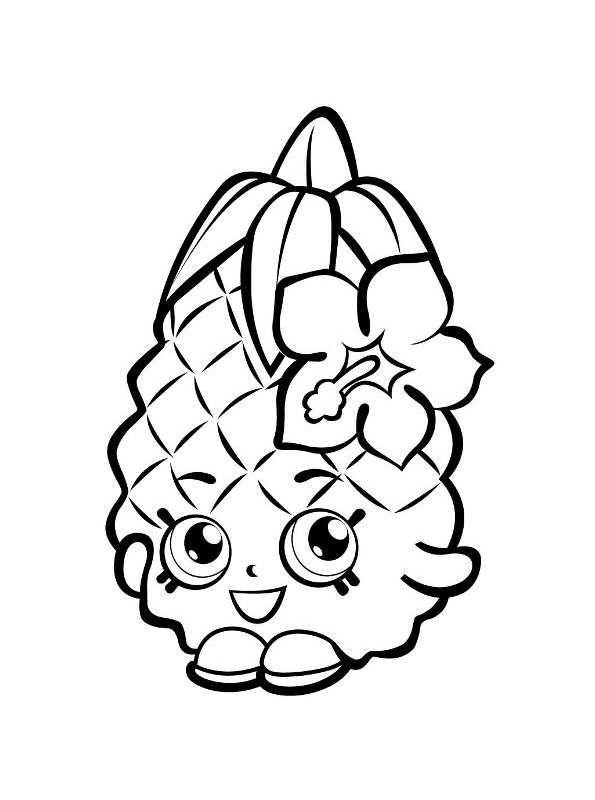 Kids N Fun Co Uk Coloring Page Shopkins Shopkins 22