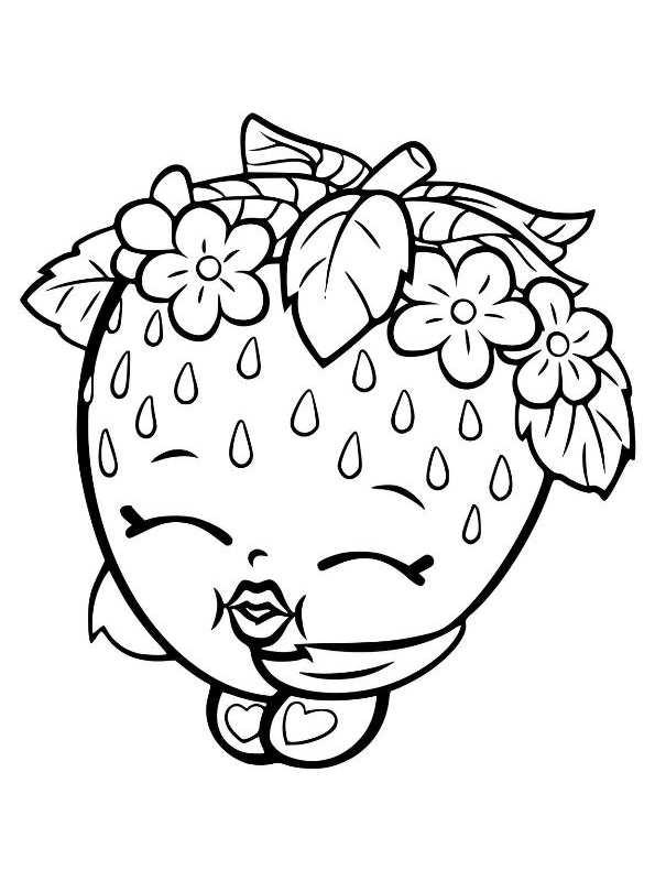 Kids N Fun Co Uk Coloring Page Shopkins Shopkins 23