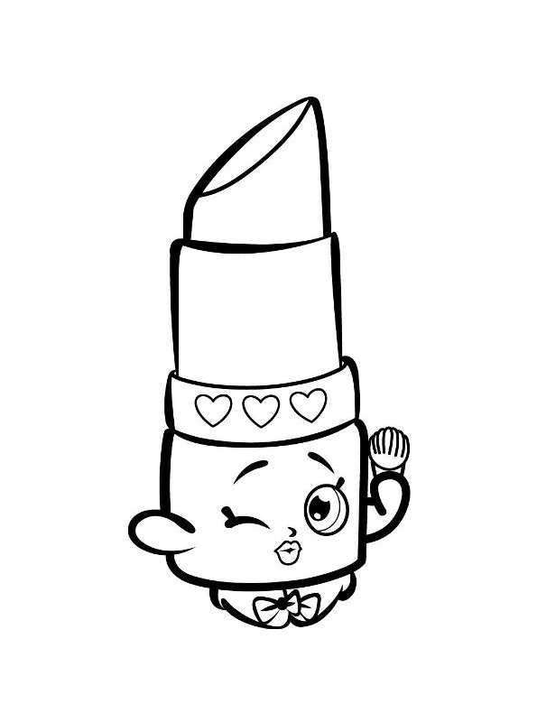 Kids N Fun Co Uk Coloring Page Shopkins Shopkins 30