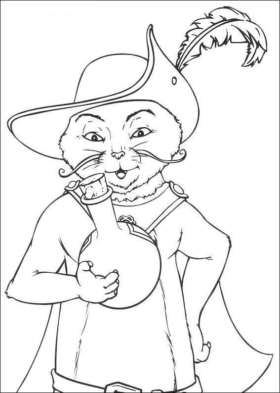 shreks house coloring pages - photo#39