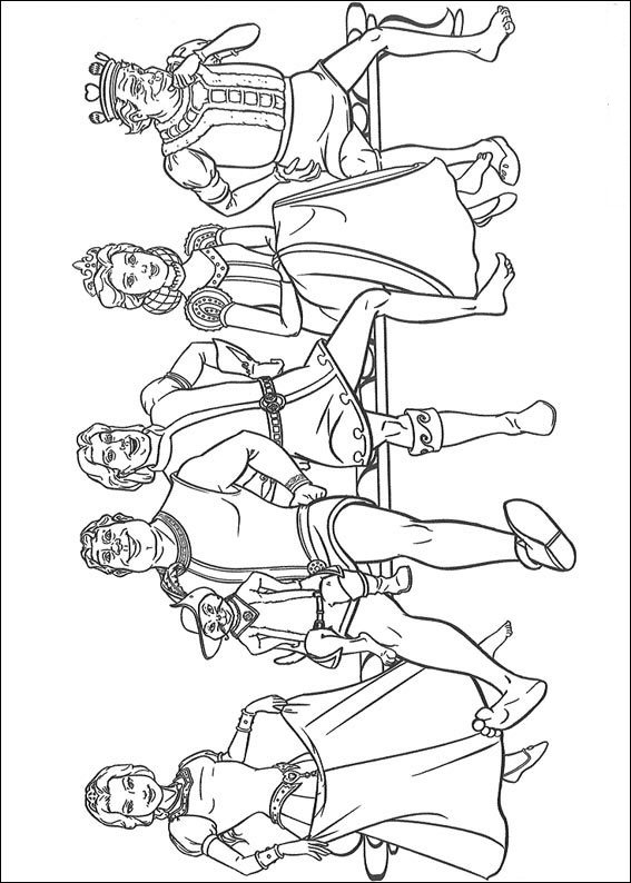 and more of these coloring pages coloring pages of puss in boots shrek 3 shrek 4 forever after shrek the third trolls