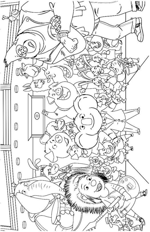 Kids n coloring page sing sing film for Sing movie coloring pages