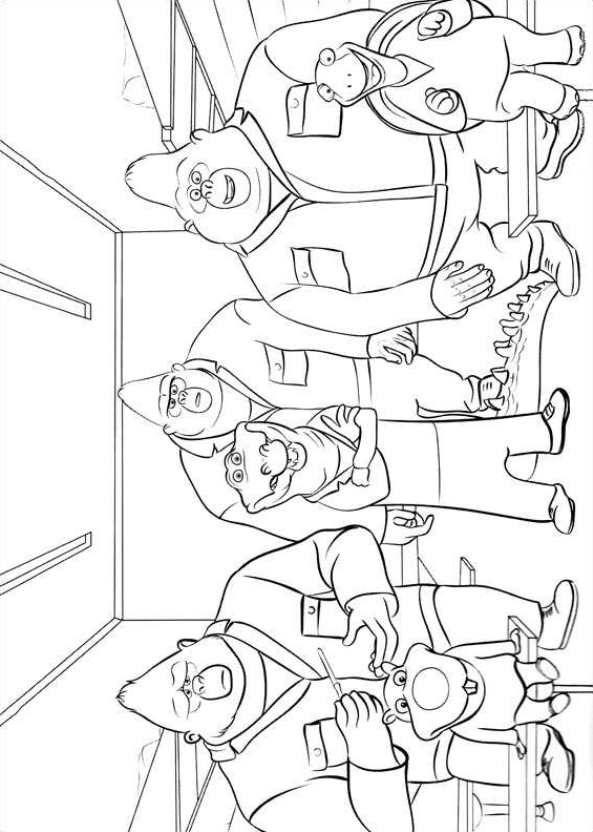 Kids N Fun Com 31 Coloring Pages Of Sing