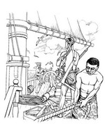slavery coloring pages - photo#11