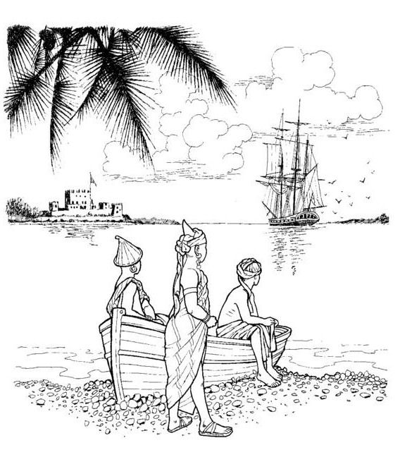 slavery coloring pages - photo#14
