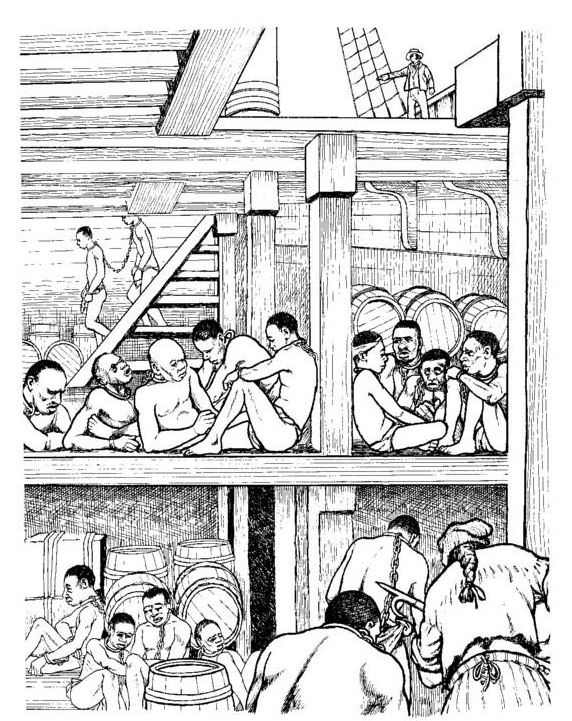slavery coloring pages - photo#4