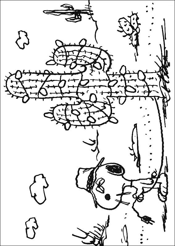 n 23 coloring pages of snoopy